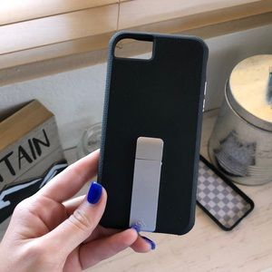 iPhone 7 case with backstop